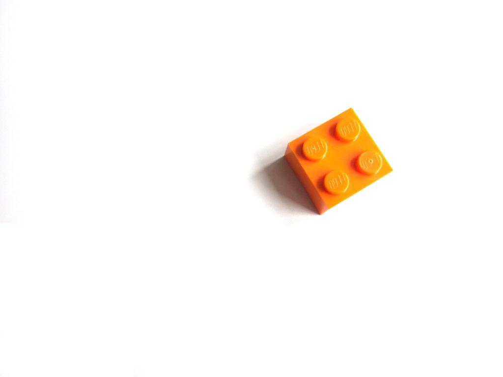 lego orange